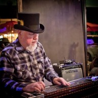 Bobby Lee on steel guitar